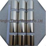 N52 강한 강력한 네오디뮴 실린더 자석