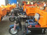 Электрический трицикл, миниый трицикл для груза, мотоцикла 3 колес