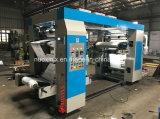 Maquinaria de impresión flexográfica del color de la película plástica 4 (series de NX)