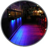 50cm 9X3w UV Noir LED Effet Light pour Disco Lighting