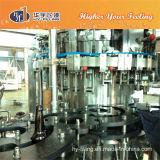 Máquina Lavar-Llenar-Que capsula de la cerveza automática llena de la botella de cristal