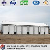 Vorfabriziertes Türrahmen-Gebäude für Lager von Sinoacme