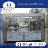3 en 1 máquina de rellenar plástica del agua de botella/embotelladora de agua mineral