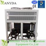 Refrigeratore di acqua di plastica e di gomma del macchinario (1kw-200kw)