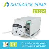 Pompe de mesure semi automatique pour le miel, pompe directe de flux de débit pour le boyau détergent et petit pour la pompe péristaltique