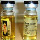ボディービルのための強い同化薄黄色の粉Parabolan/Trenbolone Enanthate