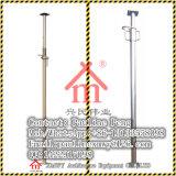 高さの調節可能な軽量および重いライトの鋼鉄支柱
