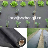 Tela não tecida dos PP do controle de Weed com rolo não tecido UV da tela para a agricultura