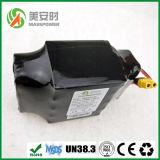 paquete de la batería del reemplazo del Li-ion 158wh 36V 4400mAh Hoverboard de 36V 4.4ah 10s2p