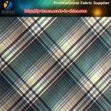 Il nylon/poliestere ha mescolato il tessuto tinto filato dello Spandex per la camicia