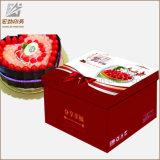 도매를 위한 포장하는/Heart-Shaped 케이크 상자 제조자 공간 케이크 음식 상자