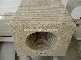 De gouden Bovenkant van de Ijdelheid van het Graniet van de Kust (G682)