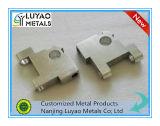 Präzision Soem-MessingEdelstahl-Aluminium CNC-maschinell bearbeitenteile