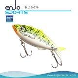 Da atração Lipless plástica seleta da pesca do mergulho raso do pescador atração de água doce do equipamento de pesca de Crankbait (SLL160279)