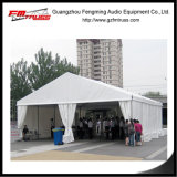 Tente d'alliage d'aluminium des tailles importantes 20X35m avec le guichet de PVC