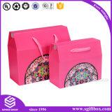 Kundenspezifischer Druckpapier-verpackenbeutel für das Einkaufen