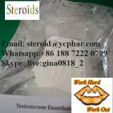 99.9% Testosterona esteróide anabólica Enanthate do pó do teste E para a venda