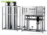 RO الشرب نظام معالجة المياه مع المنقي (التناضح العكسي 450L / H)