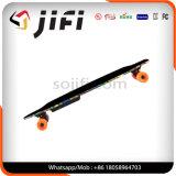 Tablero largo eléctrico del motor doble de cuatro ruedas, monopatín eléctrico de Jifi