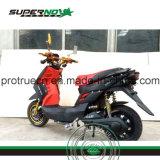 Elektrischer Roller mit vorderer und hinterer Bremse