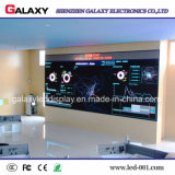 Экран дисплея стены галактики P1.5625/P1.667/P1.923 фикчированный крытый СИД видео-