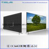 屋内大きいスクリーンの細く狭い斜面のWiFi LED TVのアンドロイド4.4のブラケット