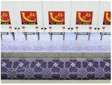Yuxingの産業刺繍のキルトにする機械はコンピュータ化した