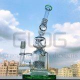 12 duim - de lange Heady Waterpijp van het Glas van Klien van de Recycleermachine met StraalPerc