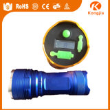 Batterie-Fischen-Licht der Leistungs-nachladbares LED