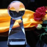 Arte del trofeo del vidrio cristalino de 2016 nuevo diseños