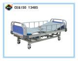 (A-189) 침실용 변기를 가진 3 기능 간호 침대
