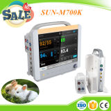 Cheap Price Dog Cat Vet Monitor Paciente com Multi-Parâmetros
