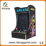 Type de poussoir de pièce de monnaie mini machine d'arcade de Bartop