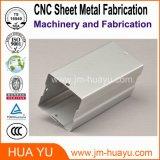 El latón auto del CNC Parts/CNC parte el metal de hoja que estampa a piezas de automóvil de perforación de doblez del acero de carbón con la capa del polvo
