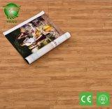 自己接着スリップ防止および熱絶縁体PVC床タイル