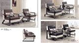 Presidenza alla moda del sofà della sala riunioni dell'acciaio inossidabile di Newland