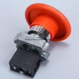 Tipo interruptor de pulsador (LA118KBM6) del metal de la seta