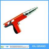 Outil actionné par Tacker de attachement de canon d'outil actionné par poudre semi-automatique de Kkj301A