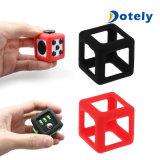 Unruhe-Formen entlasten Druck-Angst-Würfel-Spielzeug-schützenden Prisma-Kasten-Kasten
