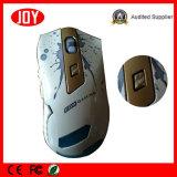mouse collegato USB ottico del calcolatore di gioco 6D