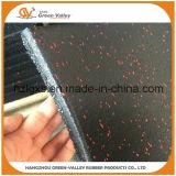 Mattonelle di gomma della gomma della moquette del pavimento spesso 15-40mm Anti-Shock di ginnastica