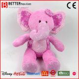 Weiches Plüsch-angefülltes Tier-Baby-Elefant-Spielzeug