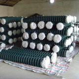 방호벽 또는 낮은 탄소 철사 체인 연결 담