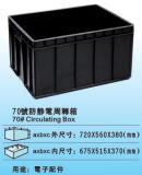 Circulación antiestático rack Componentes / caja de almacenamiento / Caja de almacenamiento ESD Transportant