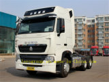 HOWO T7h Op zwaar werk berekende Vrachtwagen, de Vrachtwagen van de Tractor