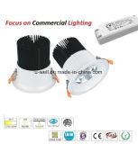 Expertos comerciales de Lightin del foco en la iluminación interior 10-60W