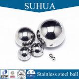 bolas de acero inoxidables de la categoría alimenticia de 1.3m m AISI 304
