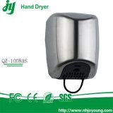 Secador da mão do sensor da potência de alta velocidade BRITÂNICA do jato auto