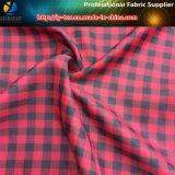 CmポリエステルGinhamの1枚の小切手、ポリエステルターンによって染められるあや織りの小切手のジャケットファブリック(YD1170)