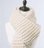 Ruige de vrouwen breien Super Overmaatse Sjaal breiden Lange Sjaal (KA103)